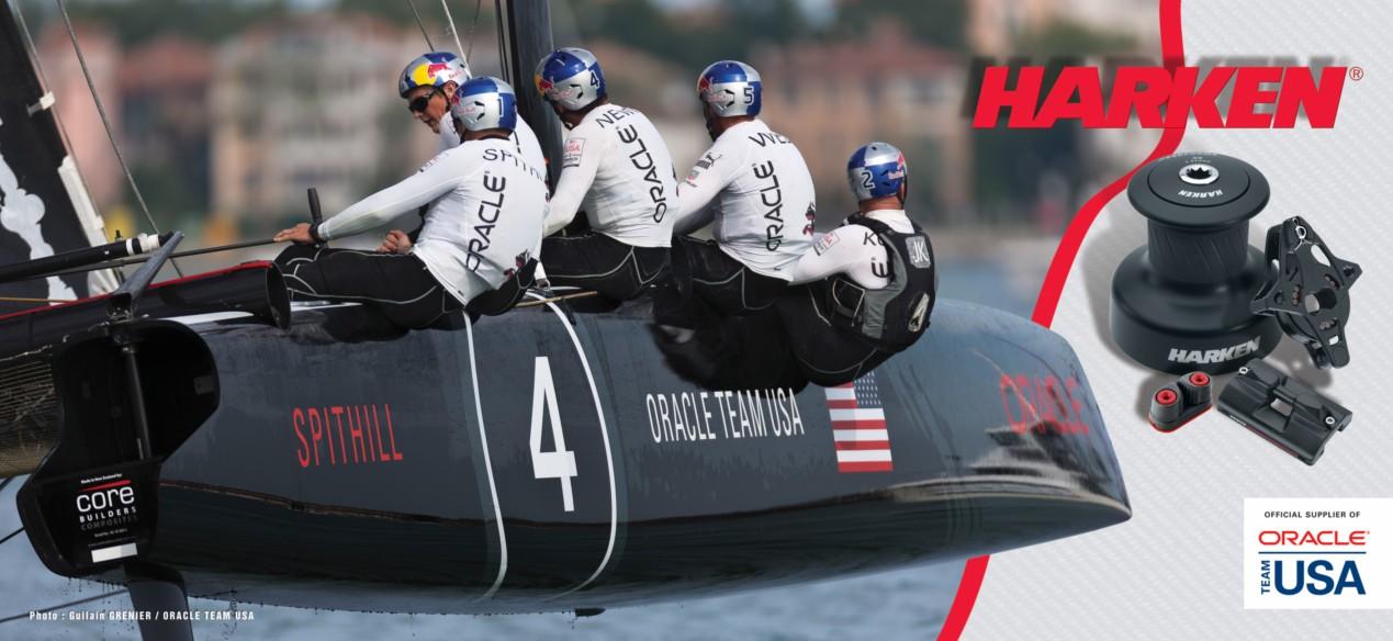 Harken Inc 滑轮 滑轮 绞盘 夹绳器 卷帆器 升洋帆船设备专家