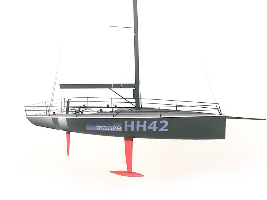 HH42 Harken, Spinlock, Marlow, Tylaska