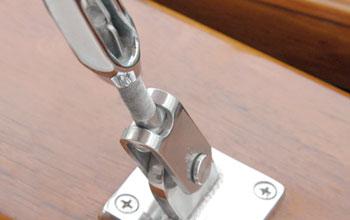 Hayn 桅杆索具 不锈钢索具 升洋 帆船配件