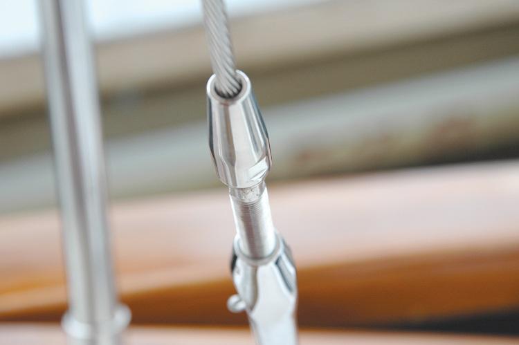 Hayn 桅杆索具 花篮 不锈钢索具 升洋 帆船配件