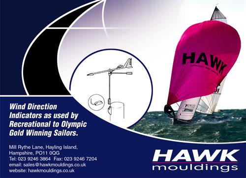 great hawk 大帆船 风向标